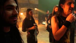SUICIDE SILENCE- You Can't Stop Me (BEHIND THE SCENES)