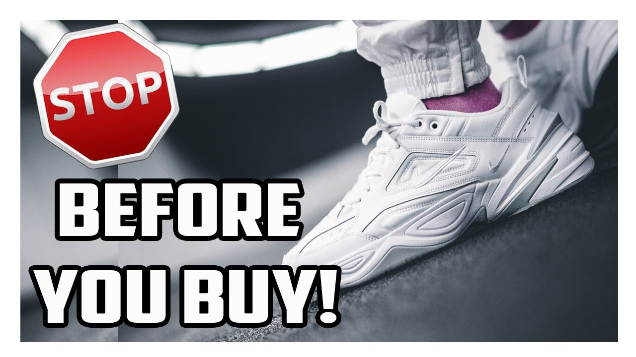 7b231585143 Watch This Before You Buy The Nike M2k Tekno!
