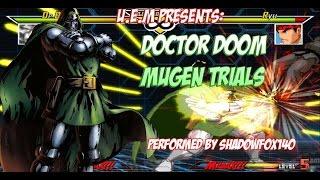 [HD] - Mugen - Capcom Vs Snk Ultimate - Dr.Doom Trials