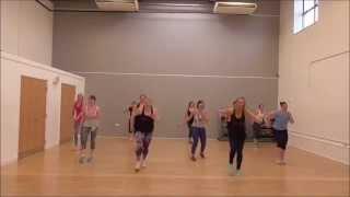 """SEXY HEY MAMA"" Dance Fitness - Danceatomic"