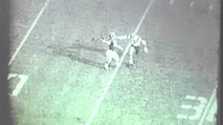 INDIANA FOOTBALL 11/25/1967 HOOSIER'S DEFEAT PURDUE'S BEST TEAM!