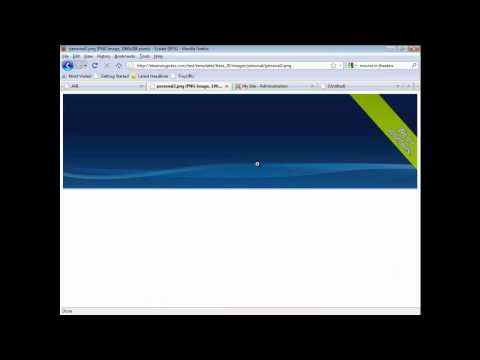 Joomla: Replacing The Default Page Header