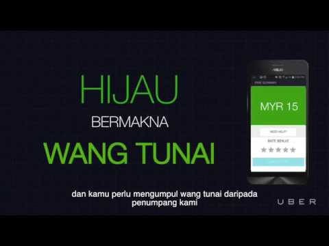 Latihan Wang Tunai   Uber Driver Malaysia