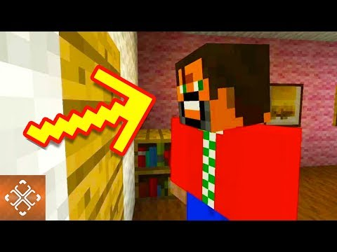 10 Secrets Hidden Easter Eggs In Minecraft