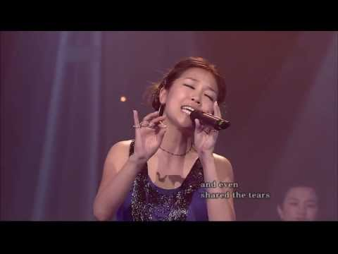 Lena Park (박정현) - Against All Odds (2006 cover single) @ 2006.08.17 Live Stage