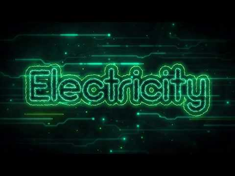 Electricity text effect online animated maker