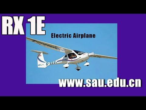 RX1E, Rui Xiang RX1E Certified Electric Two-Seat Airplane Aero Expo 2015