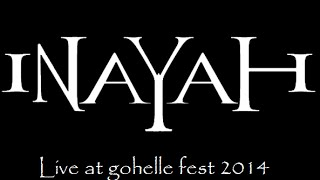 Inayah - Live Gohelle fest 2014 HD