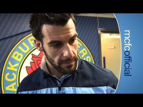 NEGREDO ON FA CUP Blackburn 1-1 City