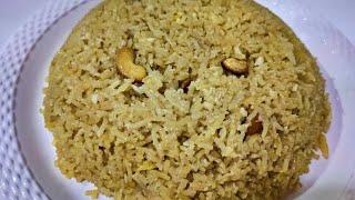 पारंपरिक पद्धतीने नारळी भात। नारळी भात बनवण्याची योग्य पद्धति। Rakhi Special Dish Narali bhat