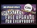Disastles Kickstarter Update #2 - FREE UPGRADE!! New Stretch Goals, PayPal Purchase Option