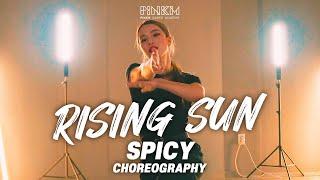 TVXQ(동방신기) - Rising Sun(순수) / Spicy Choreography