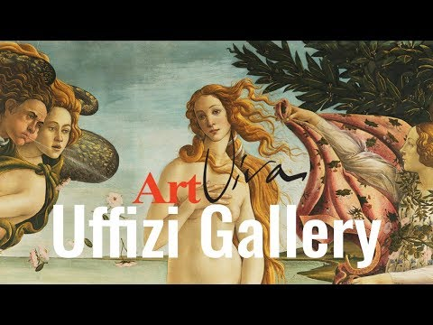 Masterpieces of the Uffizi Gallery - ARTVIVA