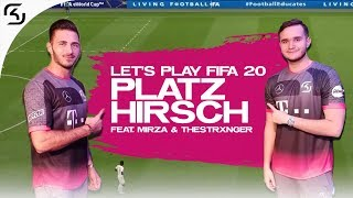 MIRZA VS THESTRXNGER | LET'S PLAY FIFA20 PLATZHIRSCH