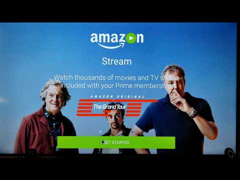 Install Amazon Video App on Google Nexus Player