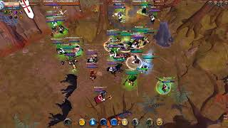 OOPS vs POE ZVZ Albion Online