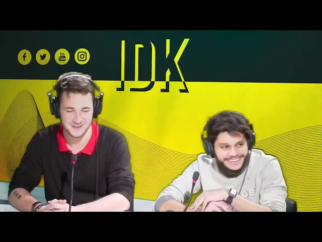 In Da Klub - Bonus : Spécial Rap Old School (IDK)