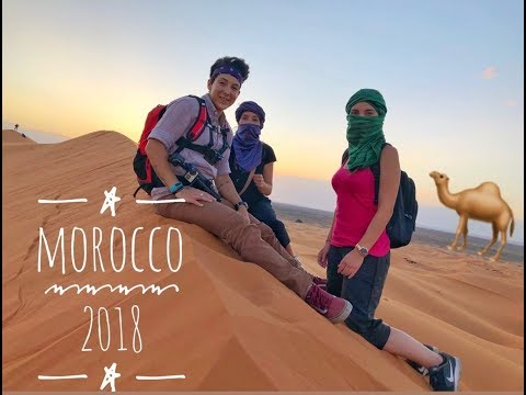 Morocco Trip (May-June 2018)