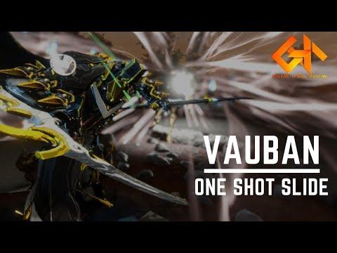 Vauban: Group & Slide FTW (The One Shot Slide Build)