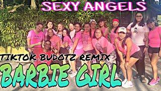 Barbie girl tiktok remix   Dance Fitness Resimi