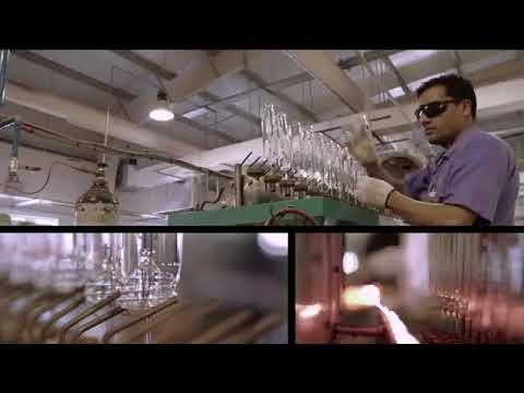 Qatar Glass making  Full documentary