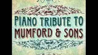 Winter Winds - Mumford & Sons Piano Tribute
