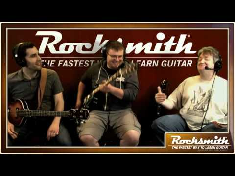 Rocksmith 2014 - 80s Mix Song Pack - Live from Ubisoft Studio SF