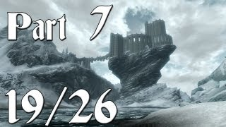 Skyrim Walkthrough - Part 7 - College Of Winterhold Quests [19/26] (PC Gameplay / Commentary)