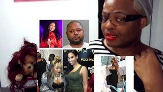 My Thanksgiving, Nicki Minaj Brother,  LIL KIM FACE, Wendy Williams Legs & More!