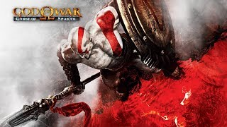 VERY HARD ATÉ ZERAR - GOD OF WAR GHOST OF SPARTA