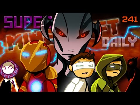 AGE OF ULTRON | Super Minecraft Daily | Ep.241