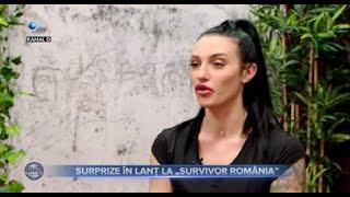 Stirile Kanal D (03.02.2021) - Ana Porgras, surpriza la