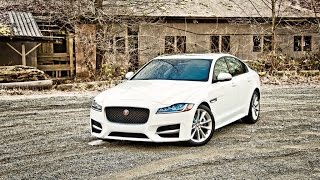 2016 Jaguar XF 35t R Sport Car Review