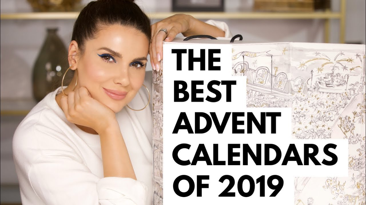 THE BEST ADVENT CALENDARS OF 2019 | Ali Andreea