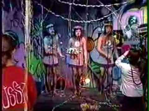 """AXEMEN on TV3's """"Yahoo"""" (1992)"""