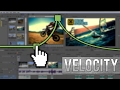 Vegas Pro 14: How To Use The Velocity Tool - Tutorial By CasualSavage