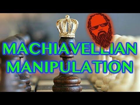 Machiavellian Manipulation (2018)