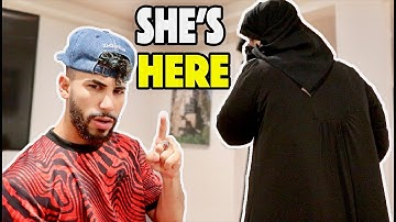 My Aunt Came To My House!! (THIS IS WHAT HAPPENED)