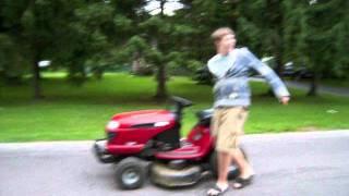 Gambar cover Ghost Ridin A Lawn Mower