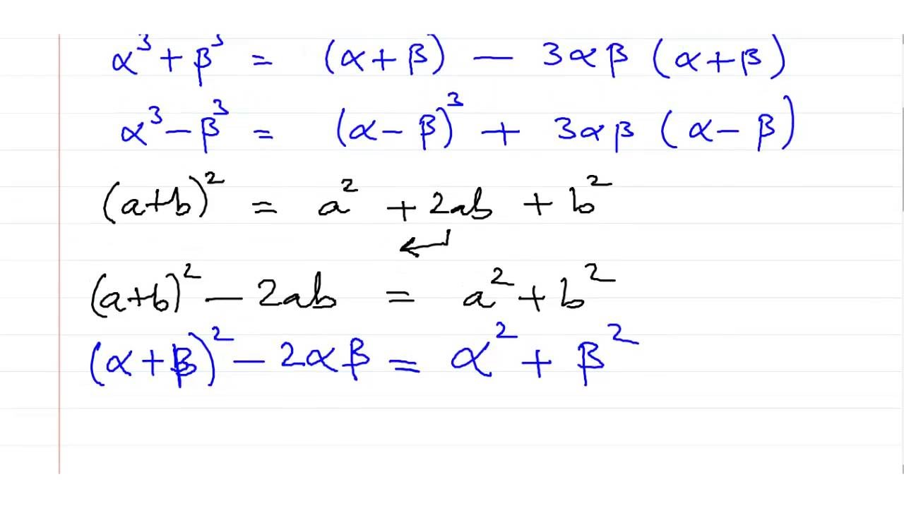 Differential Equations - Undetermined Coefficients