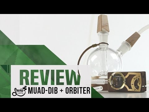 Magic Flight Muad-Dib Concentrate Vape + Orbiter: Smoke Cartel Review #30