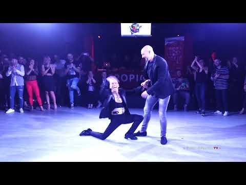 Johnny Vazquez DANCING With Luciano Piri @ Tropicana Vanilla Latino :: Perugia