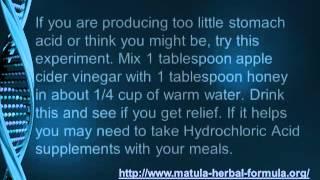 H Pylori Natural Treatment