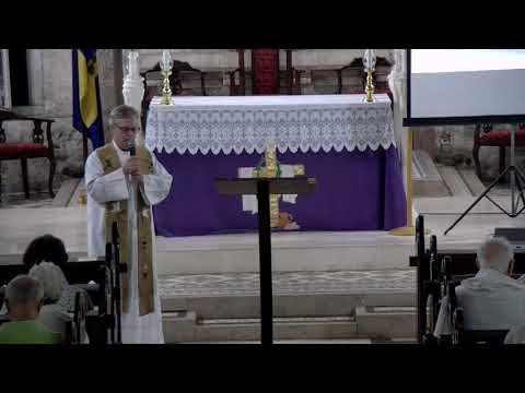 Lenten Retreat by Fr Peter McIsaac Day 2