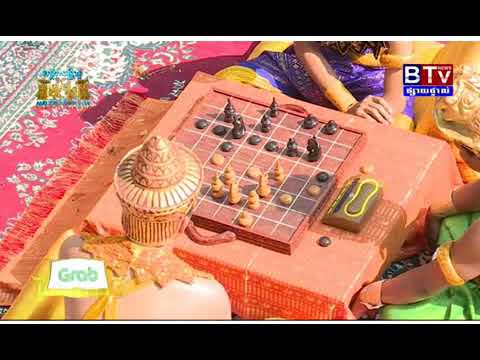 ChessKhmer - Chess Final 2018 - Thai - Makruk Game - Board Game - Angkor Sangkran