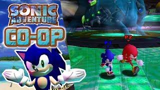 Knuckles quiere protagonismo   Sonic Adventure - Cooperativo Parte 4   Sergindsegasonic