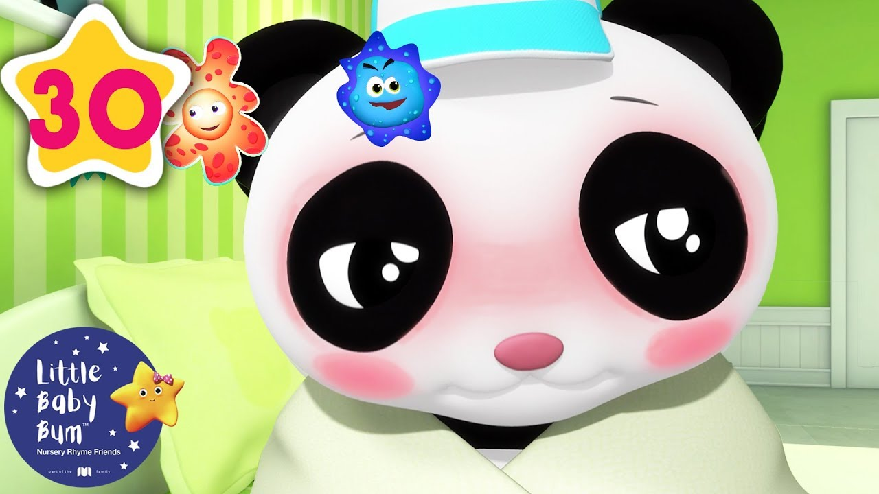 Taking Medicine Song | Baby Songs | Nursery Rhymes & Kids Songs | Little Baby Bum