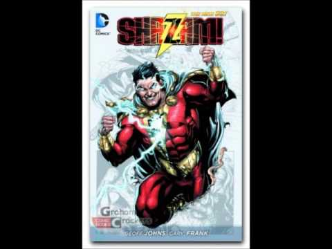 New 52 Review Shazam Captain Marvel Volume 1