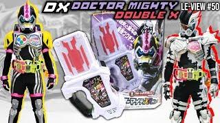 [Le-View #50] VAKSIN GEMDEUS! DX GASHAT MIGHTY DOCTOR DOUBLE XX KAMEN RIDER EX-AID RTV