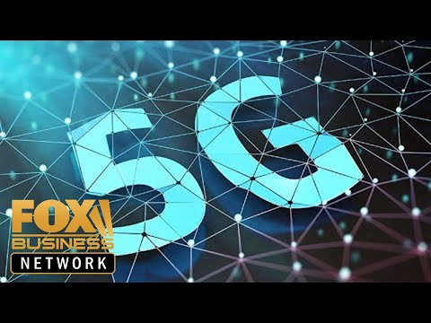 Trump pushes for 5G and 6G networks in US